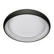 Alessia 5280-832RC-BK-3 Lampa Sufitowa Italux