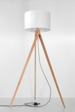 Lampa podłogowa Sollux Lighting Legno 2 SL.0524