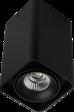 Lampa sufitowa DOBAC Batumi Longer czarny