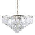 Lampa wisząca Italux PND-44372-14-CHMP-GLD Verdes Ø85cm